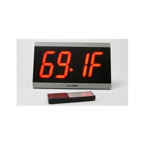 Big Display Maxx Alarm Clock