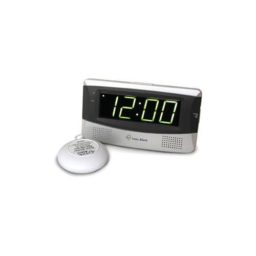 Sonic Boom Alarm FM Radio