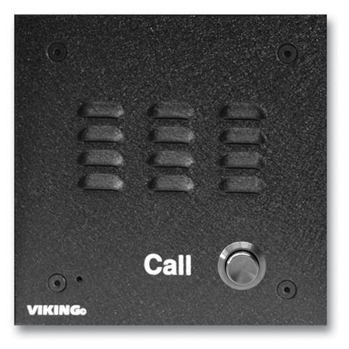 Emergency Speakerphone w/ Call