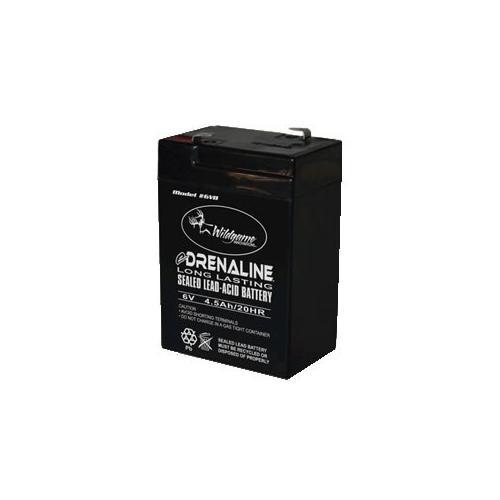 6 Volt Rechargable Battery 4.5A