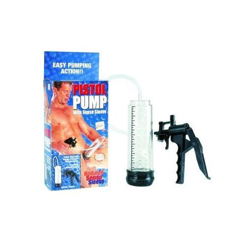 Pistol Grip Penis Pump