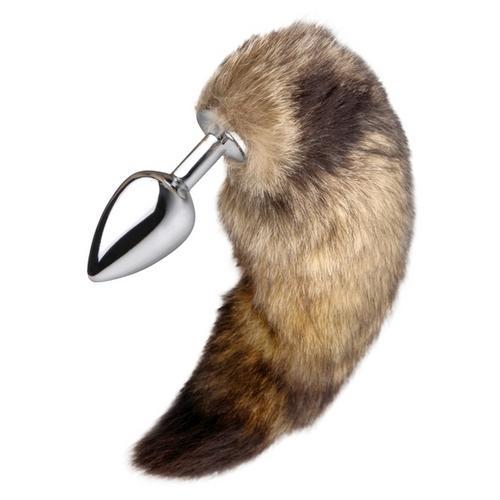 Untamed XL Fox Tail Anal Plug
