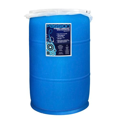 Passion Water and Silicone Blend Hybrid Lubricant - 55 Gallon