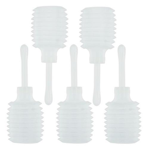 5 Piece Disposable Douche and Enema Kit