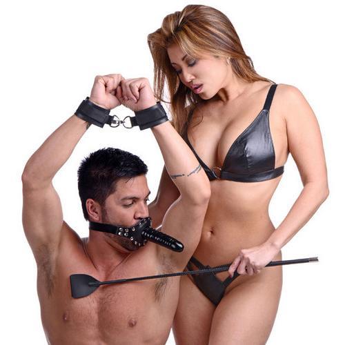 FemDom Orgasm Denial Chastity Kit
