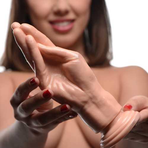 The Stuffer Fisting Hand Dildo
