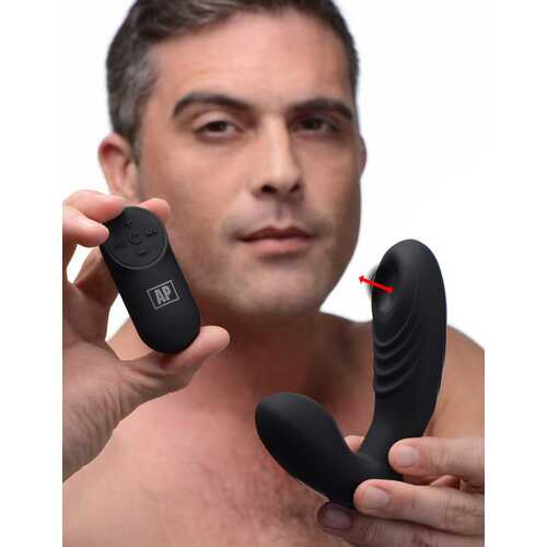 7X P-Thump Tapping Prostate Stimulator