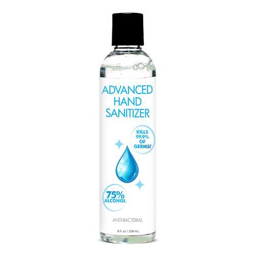 Advanced Hand Sanitizer - 8 oz