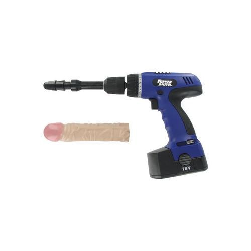Drill-A-Hole Fucking Kit