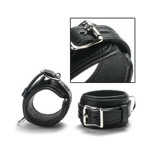 Strict Leather Premium Locking Ankle Cuffs