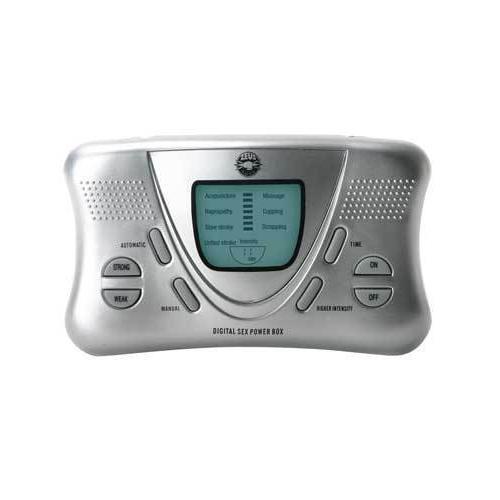 Zeus Electrosex Deluxe Digital Power Box