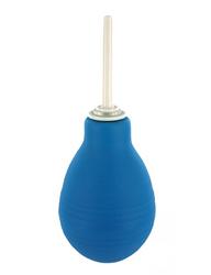 CleanStream Enema Bulb Blue