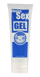 Zeus Incite Electrosex Gel - 8.5 oz