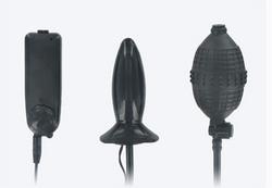 The Butt Balloon Inflatable Vibrating Plug