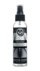 Master Series Frozen Deep Throat Desensitizing 4 oz Spray