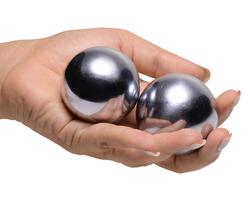 Titanica Extreme Steel Orgasm Balls