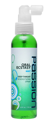 Oral Ecstasy Mint Flavored Deep Throat Numbing Spray- 4 oz