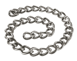 Linkage 12 Inch Steel Chain