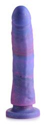 Magic Stick Glitter Silicone Dildo - 8 Inch
