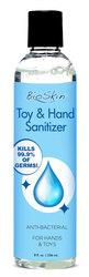 Bioskin Toy and Hand Sanitizer - 8 oz