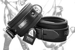 Tom of Finland Neoprene Ankle Cuffs