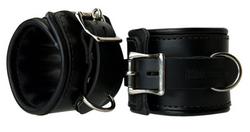 Strict Leather Padded Premium Locking Wrist Restraints
