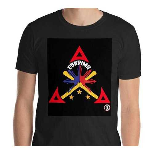 AT0700A  Filipino Martial Arts Eskrima T-Shirt