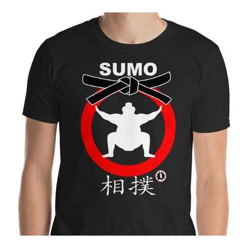 AT2100A  Japanese Sumo Wrestling T-Shirt
