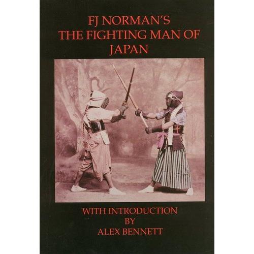 FJ Norman Fighting Man of Japan Book Norman Bennet