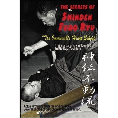 Secrets of Shinden Fudo Ryu Ju Jitsu Book By Master Yoshiteru