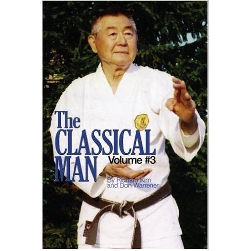 Classical Man #3 Book Warrener