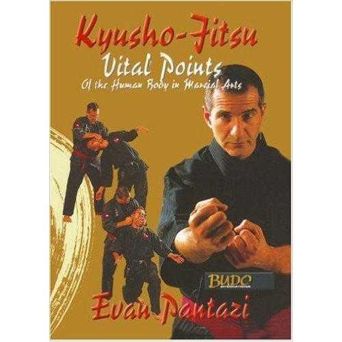 Kyusho Jitsu: Vital Points Human Body in Martial Arts Book