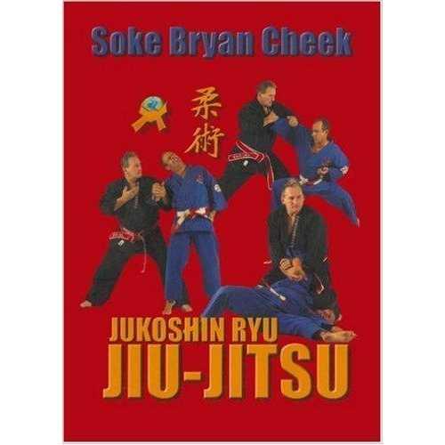 Jukoshin Ryu Ju Jitsu Book By Bryan Cheek