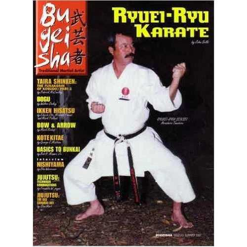 Bugeisha Traditional Martial Arts #3 Collector Magazine