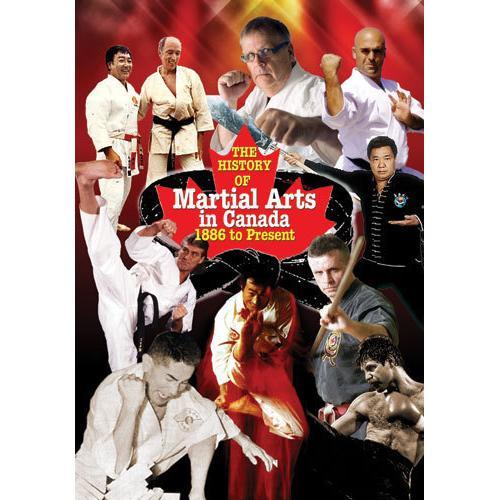 of Martial Arts in Canada Book Warrener