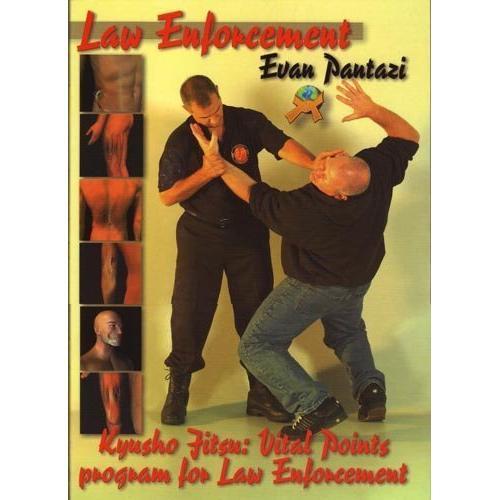 Law Enforcement Pressure Points Book By Evan Pantazi