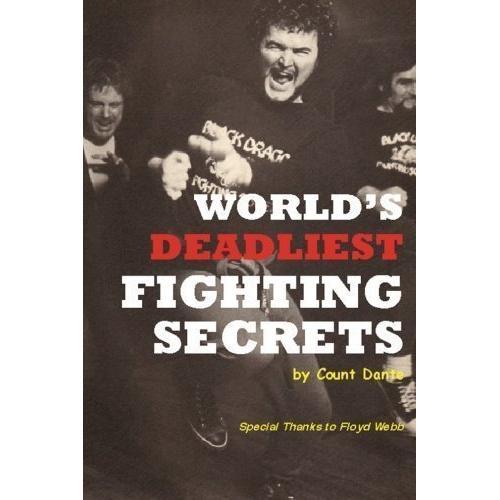World's Deadliest Fighting Secrets Book by John Keehan & Don Warrener