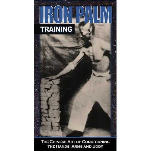 Iron Palm Training Book HC Chao