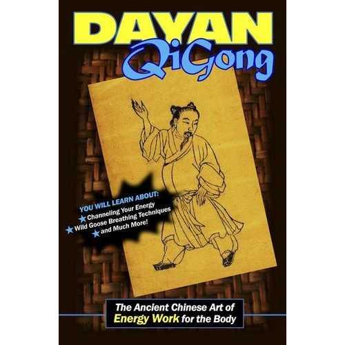 Dayan Qi Gong Book By Zu Chuan