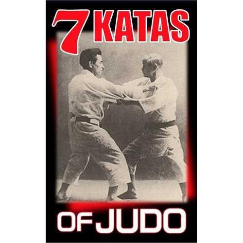 7 Katas of Jigaro Kano's Judo Book M. Kawaishi