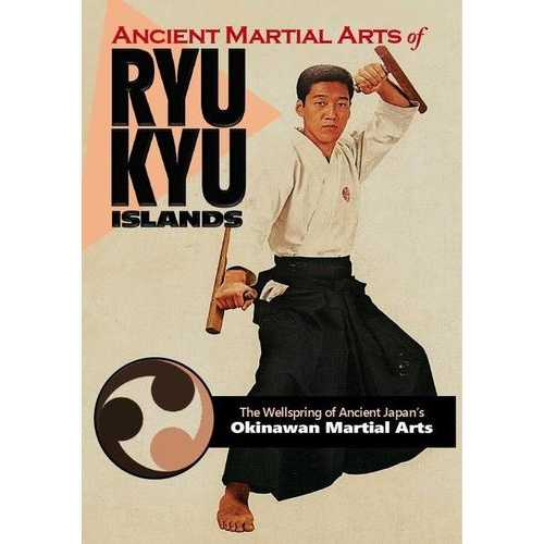 Ancient Okinawan Martial Arts Ryukyu Islands Kobudo Paperback Ryusho Sakagami