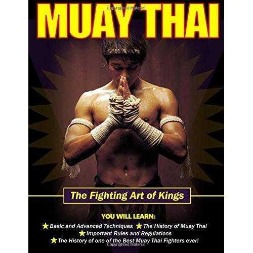 Thai Fighting Art of Kings Book