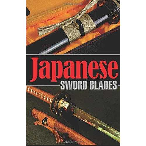 Japanese Sword Blades Book By Alfred Dobree