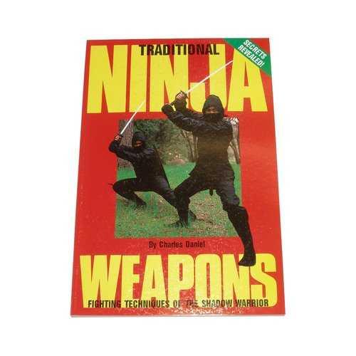 Traditional Ninja Weapons book Charles Daniel secret Japanese spys OOP