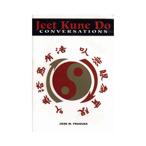 Jeet Kune Do Conversations Book Bruce Lee Dan Lee Ted Wong Bremer Silliphant NEW