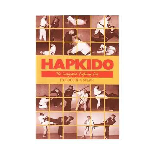 Integrated Hapkido Deadly Fighting Arts Training Book korean karate taekwondo FS