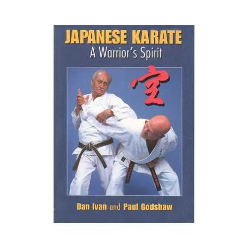 Japanese Karate Warriors Spirit Book Ivan & Godshaw shotokan martial arts new