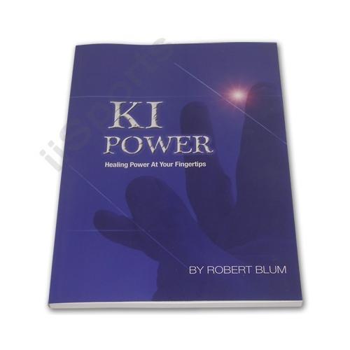 KI Healing Power at Fingertips Book Robert Blum ancient asian healing art