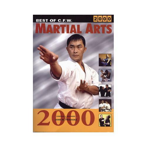 Best of CFW Magazine Martial Arts 2000 Book UFC Judo Grappling 0-86568-202-X