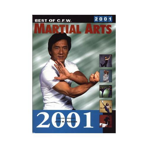 Best of CFW Martial Arts 2001 Book Inside Kung Fu Karate Jose Fraguas 0865682038